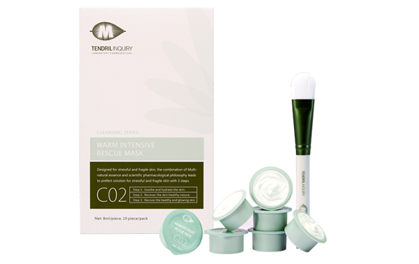 C02 智颜密集呵护面膜